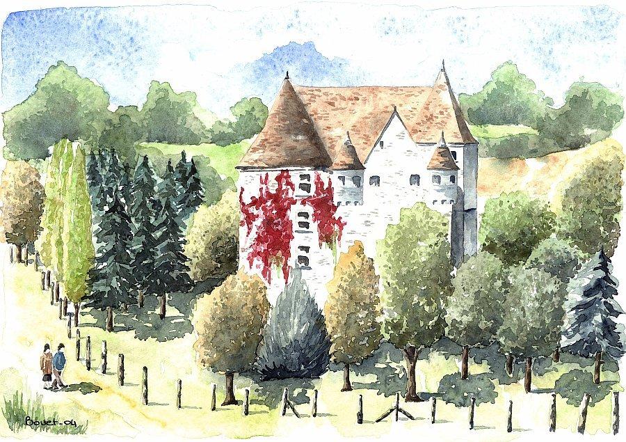 chateau-normandie